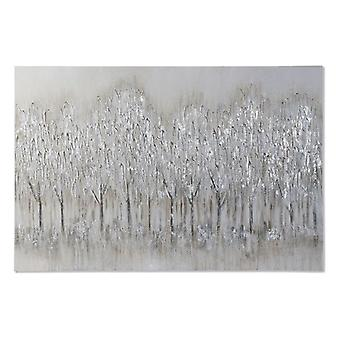 Maleri Dekodonia Akryl Tre Romantisk Lerret (150 x 3 x 100 cm)