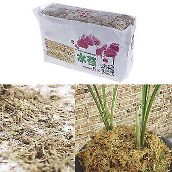 6l Sphagnum Moss Jord Ernæring Økologisk Gødning Garden Bryophytes