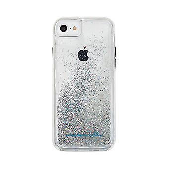 Case-Mate vesi putous kotelo Omena iPhone 6/6S/7/8-värikkäiden timantti