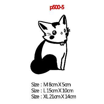 Cute Cat Laptop Vinyl Stickers Decal For Macbook Air Retina