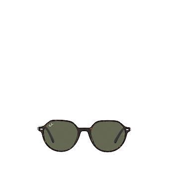 Ray-Ban RB2195 havana unisex solglasögon