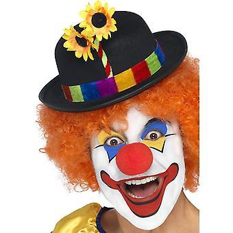 Chapeau melon de clown