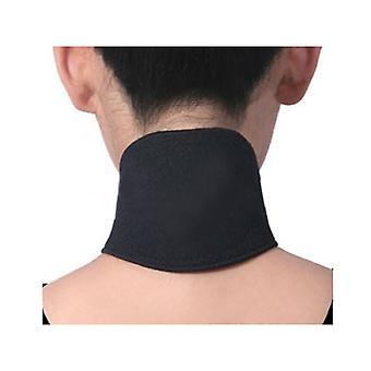 Selvopvarmning tourmalin hals wrap