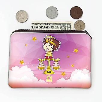 ギフトコイン財布:天秤座サイン