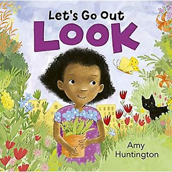 Lets Go Out Look by Amy Huntington