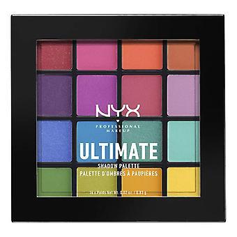 Øjenskygge paletten Ultimate Nyx