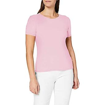 United Colors of Benetton 3GA2E16A0 T-shirt, Sweet Lilac 04A, L Donna