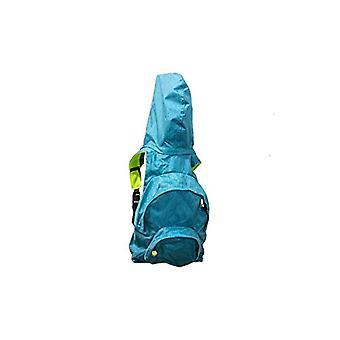 MorikukkoMorikukko Hooded Backpack Kool TourquiseUnisex - AdultZainiTurchese (Kool Turquoise)33x8x40 Centimeters (W x H x L)
