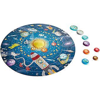 FengChun E1625 - Puzzle Sonnensystem, Entdeckerspielzeug