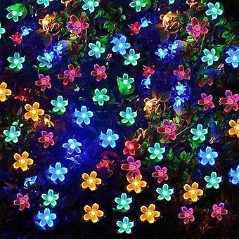 Christmas Blossom Flowers Led String Fairy Lights