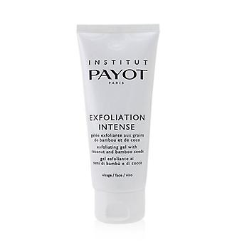 Payot Exfoliation Intense Exfoliating Gel With Coconut & Bamboo Seeds (Producto Salon) 100ml/3.3oz