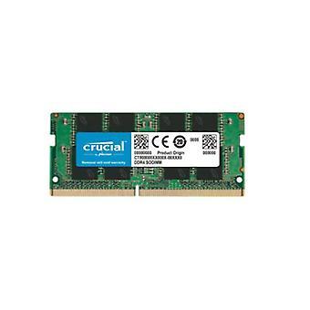 Crucial 8Gb Ddr4 Sodimm 2666Mhz Cl19 Memory Ram