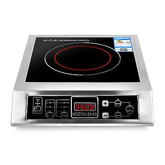 Induction Cooker, Commercial Stainless Steel Household Stir Fry