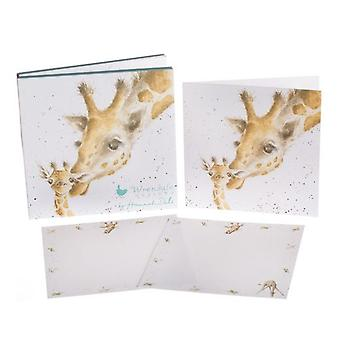 Wrendale Country Animals Notecard Packs