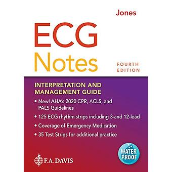 ECG Notes by Shirley A. Jones