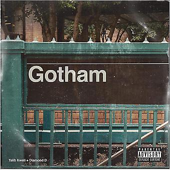 Talib Kweli & Diamond D - Gotham CD