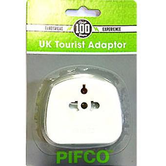 Value Range PIF2039 Travel Adaptor for Visitors to UK