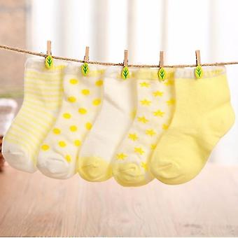 Summer Mesh Thin Baby Socks For Cotton Newborn Accessories Infant
