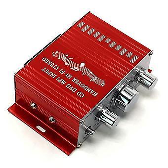 Car Mini Stereo Audio Amplifier