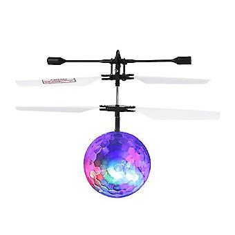 Rc Flying Ball Infrarot Induktion Hubschrauber Ball Eingebaute Musik für Kinder