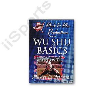 Wu Shu Basics Dvd Yun -Vd6936A