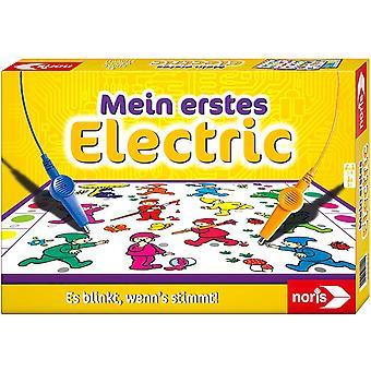 606013714 Mein erstes Electric, Der Lernspiel-Klassiker, was passt zusammen, Es blinkt, wenn's