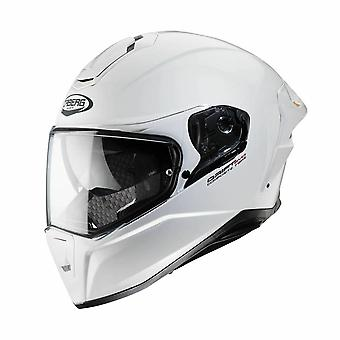 Caberg Drift Evo Full Face Motorcykel Hjälm Vit
