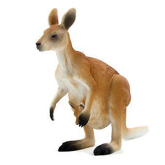 Wildlife & Woodland Kangaroo Toy Figure