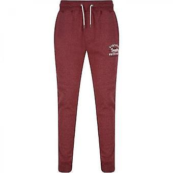 Men`s Red Jogging Pants