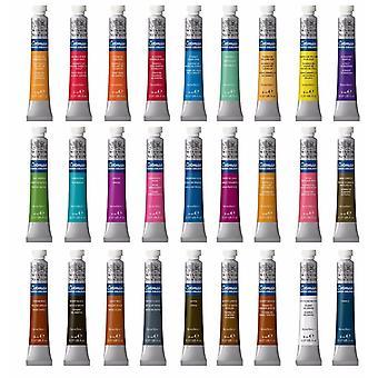 Färgrör för akvarell