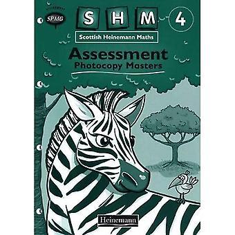 Scottish Heinemann Maths: 4 - Assessment PCMs