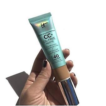 1 PCS Cosmetics Foundation Full Circle Eyes SPF 40 Make Up Skin Brighten Cream|Concealer(Light)