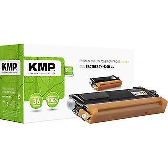 Cartucho de tóner KMP reemplazó a Brother TN-230M, TN230M Compatible Magenta 1400 Sides B-T34