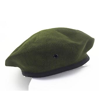 Unisex Military Army Soldier Hat Wool Beret Uniform French Style Cap