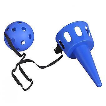 Scoop Ball Catch Ball Hra Detské hádzanie a chytanie lopty Kit,