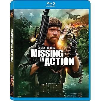 Missing in Action [BLU-RAY] USA import