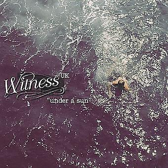 Témoin U.K. - sous un soleil [CD] USA import