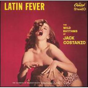 Jack Constanzo - Latin Fever [CD] USA import