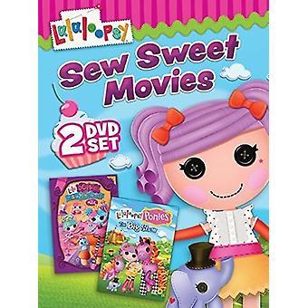 Lalaloopsy Nähen Sweet Filme [DVD] USA importieren