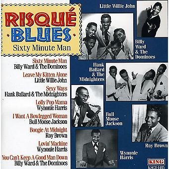 Risque Blues 60 Minute M - Risque Blues 60 Minute M [CD] USA import