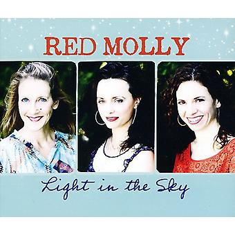 Red Molly - Light in the Sky [CD] USA import