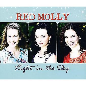 Importazione di Molly rossa - luce nel cielo [CD] Stati Uniti d'America