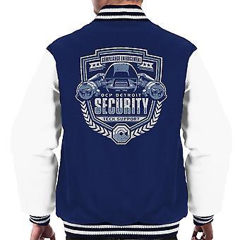 Compliance Enforcement RoboCop Men's Varsity Jacket