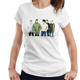 Oasis Band Noel Liam Gallagher Women's T-Shirt