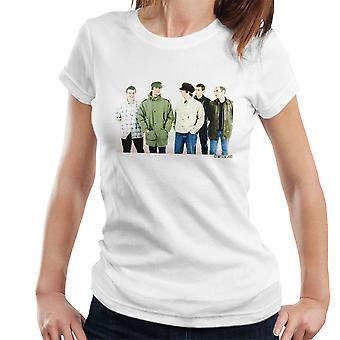Oasis Noel zespół Liam Gallagher Damska koszulka