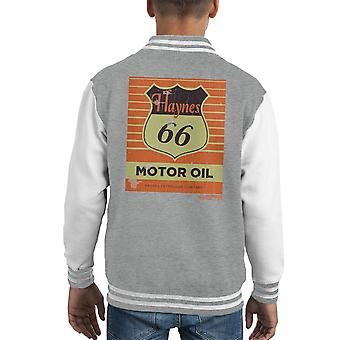 Haynes Phillips 66 Motor Oil Kid's Varsity Jacket