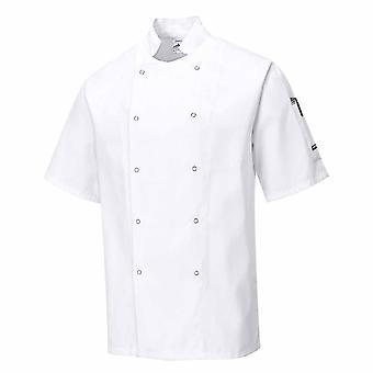 Portwest - Cumbria Chefs Kitchen Workwear Jacket