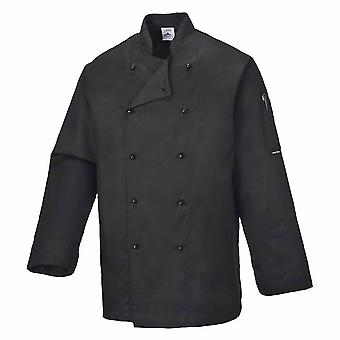 sUw - Somerset Chefs Kitchen Workwear Jacket
