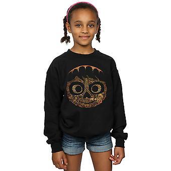 Disney Girls Coco Miguel Face Sweatshirt