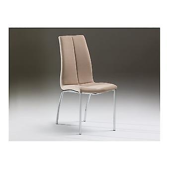 シュラー マリブ ベージュ椅子